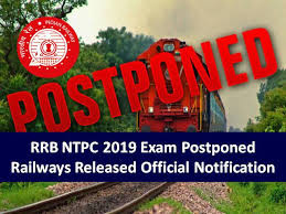 RRB NTPC 2020