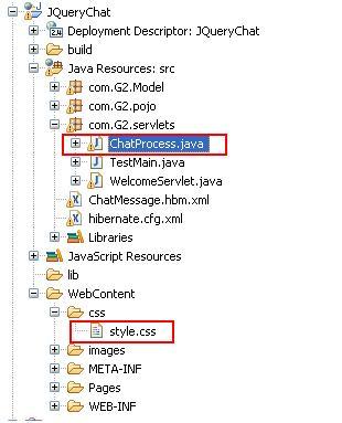 Read File Present inside J2EE Project