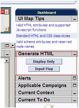 Generate HTML in UI Map in Oracle Utilities / ORMB / CC&B