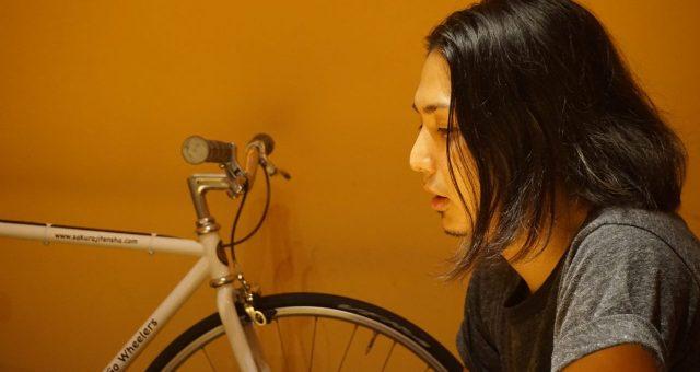 自転車通勤で 20 キロ減量!江口一啓さんが立ち上げたコミュニティ空間「Pillar Cafe」 【前編】