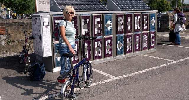 おしゃれで快適!女性向けのおすすめ折りたたみ自転車5台