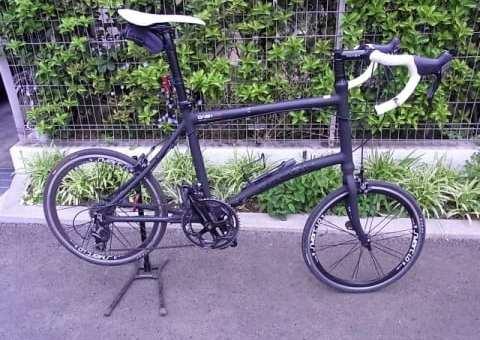 DAHON(ダホン)の折りたたみ自転車で自転車通勤はじめてみた 〜自転車&通勤ルート〜