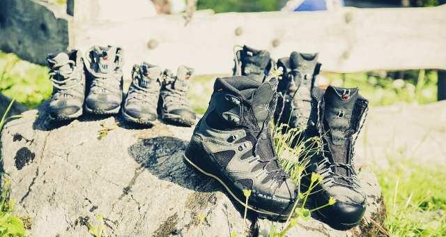 登山にはこの靴!おすすめの靴7選