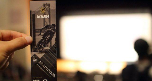 【フォトレポート】MASH JAPAN PREMIERE!