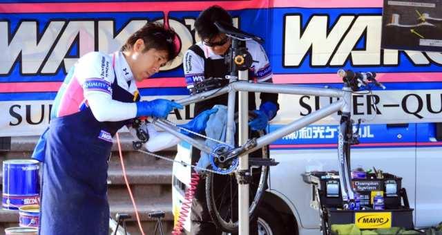 洗車はメンテナンスの基本!自転車を綺麗にする方法
