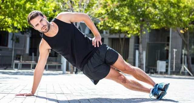 バランス力UP! 体幹トレーニングについて