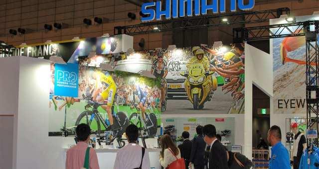 世界ブランド「シマノ」おすすめのシューズフィッティングは昨年1時間待ちも! – サイクルモード速報