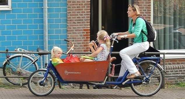 自転車大国オランダの人々が自転車に対して感じていること