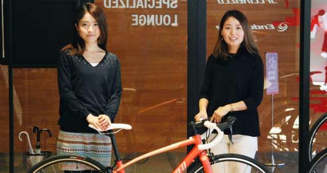 自転車の魅力・楽しさをもっと女性に伝えたい!スペシャライズド・ジャパンのウィメンズチームインタビュー