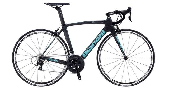 【Bianchi / OLTRE XR.1】良いフレーム