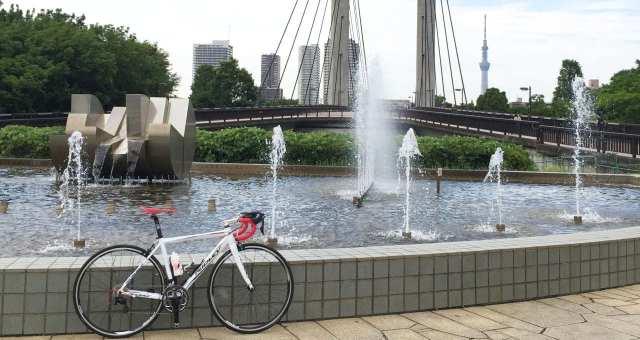自転車で街探訪 – 深川・清澄白河