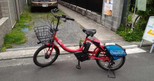 欲しい時に自転車を!自転車シェアリング広域実験とは?