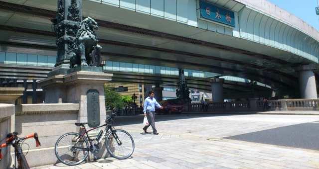 国道1号線沿いに横浜〜日本橋まで行ってきました!