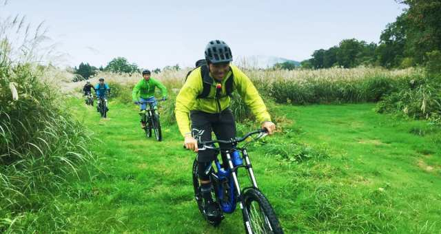 【長野県飯山】サイクリング&マウンテンバイクのアクティビティで遊び倒せ!