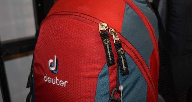 deuter(ドイター)のバックパックの機能性・快適性について紹介します