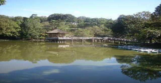 神野山へサイクリング~360度の大展望~