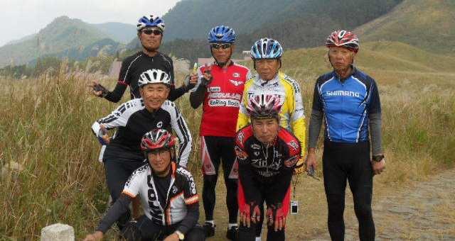 奈良県曽爾高原ライド –  ススキを見に行った