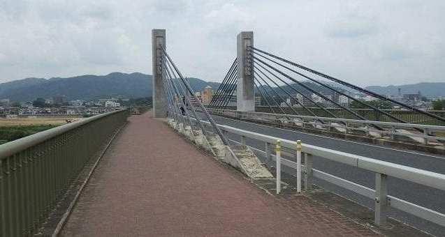 日吉ダムへのサイクリング