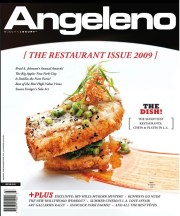 Angeleno Mag Cover