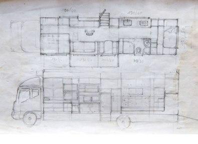 rolling homes tekening