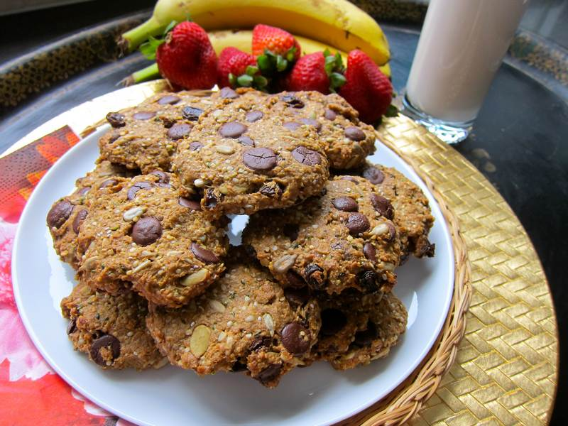 Super Power Cookie – Wholesome!