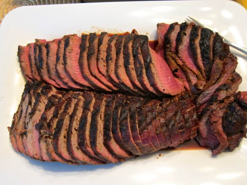 BBQ Beef Tenderloin or Chicken - There's the Rub