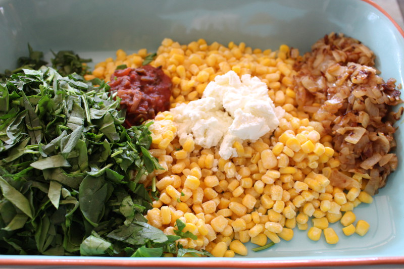 Baked Sweet Corn Niblets - jittery cook