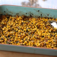 Baked Sweet Corn Niblets