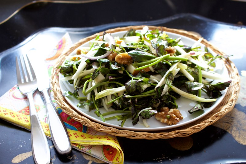 L'Express Watercress Salad