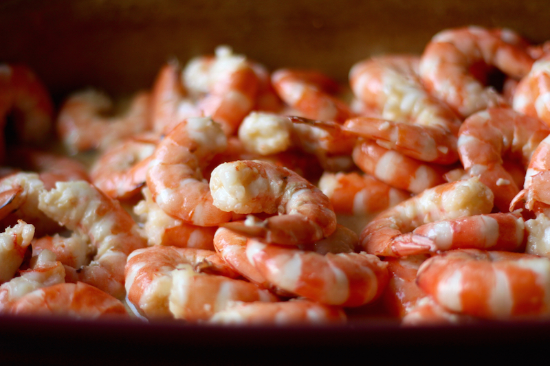 Lemony Marinated Shrimp – I Spy a Winner