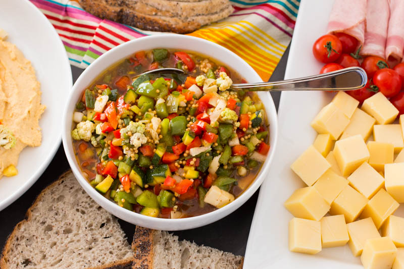 Giardiniera – A Center Stage Condiment