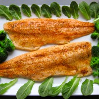 Arctic Char - Gourmet Meal in Minutes