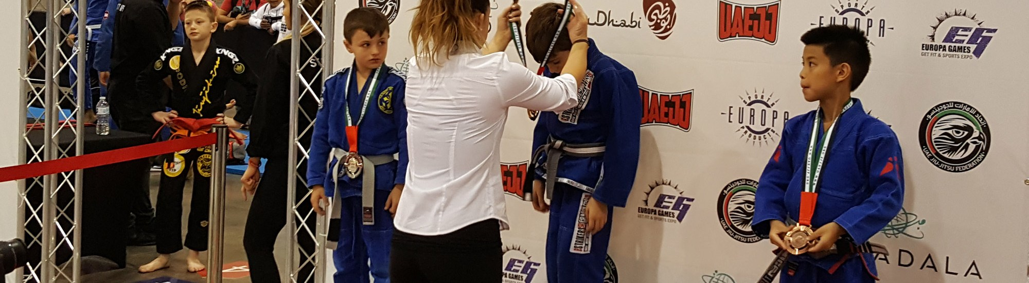 Competition Tested BJJ Kids