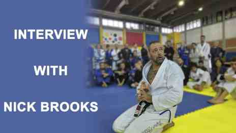 Interview With Nick Brooks