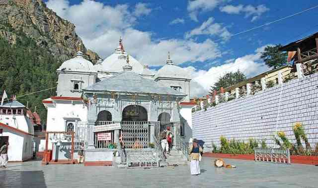 Gangotri Temple History