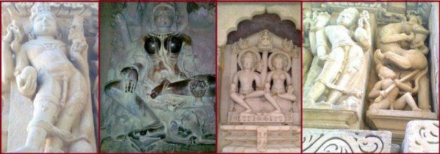 खजुराहो मंदिर का इतिहास