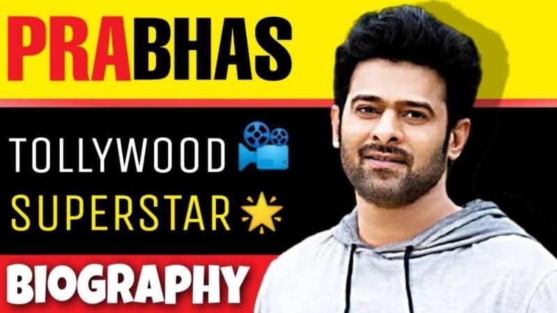 Prabhas Biography in Hindi