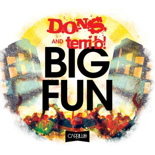 big fun, D.on.s featuring terri b