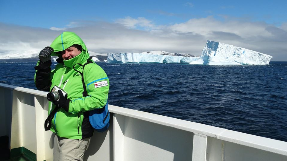 Южен океан, Антарктика