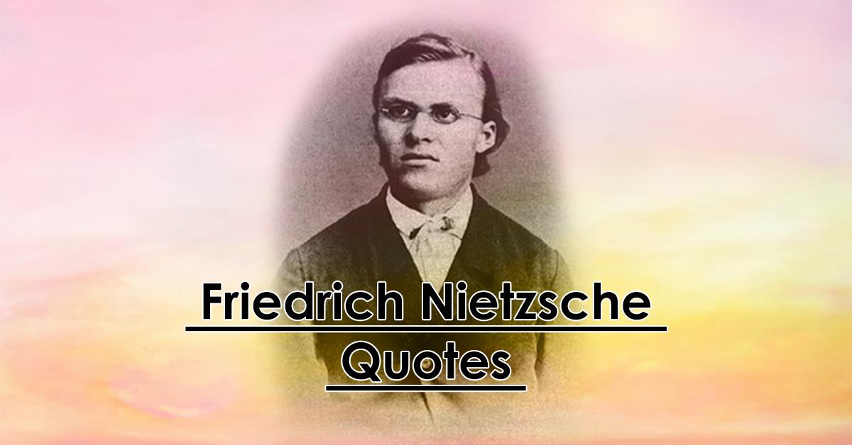 Friedrich Nietzsche Quotes Marathi