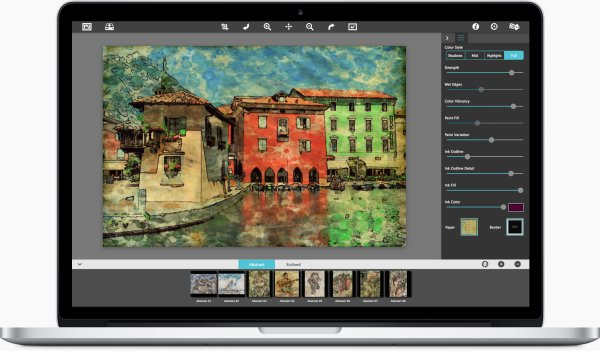 Watercolor Painting Software