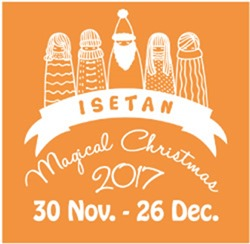 Isetan Magical Christmas