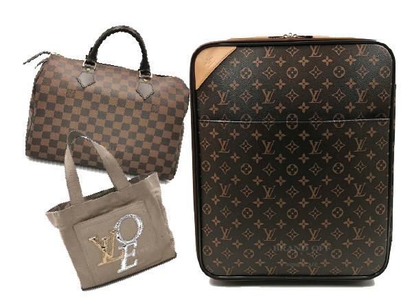 カジュアルなバッグから旅行用のトランクまで豊富に揃っています
