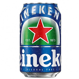 ハイネケンのノンアルコールビール