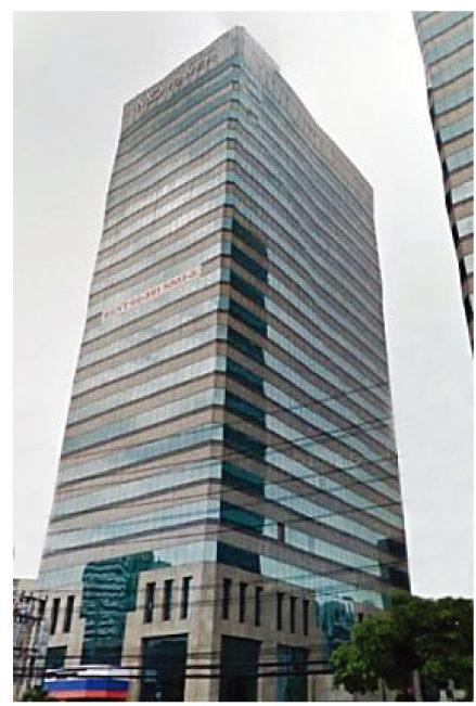 バンナートラート通りのMDタワー