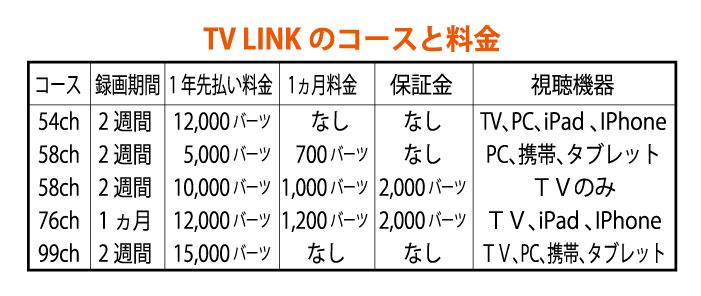 「TV LINK」で日本のテレビを見る