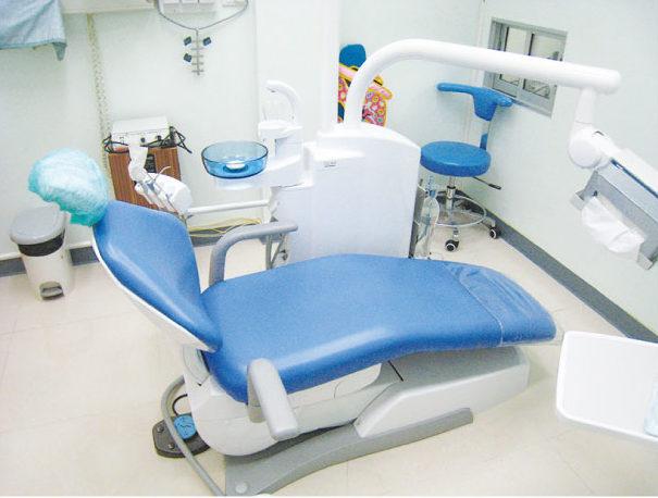 最新機器を揃えたポンサク歯科