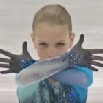 トゥルソワのコーチや振付師って誰?可愛い衣装や演技曲がわかる動画や画像をまとめてみた!