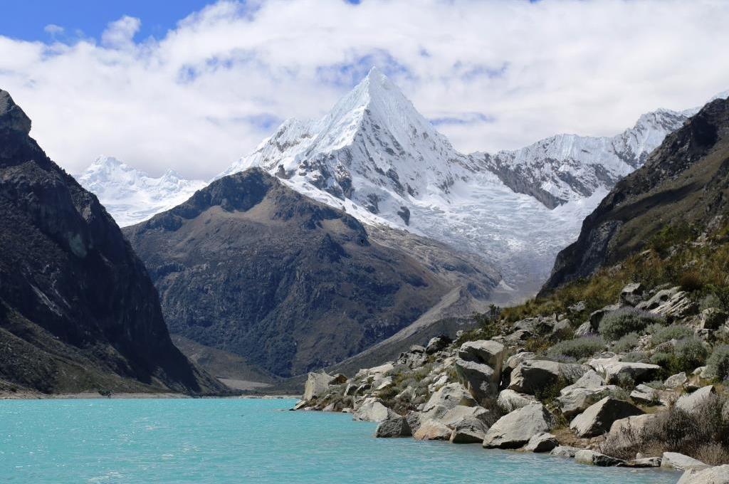 Bebender Start in Peru