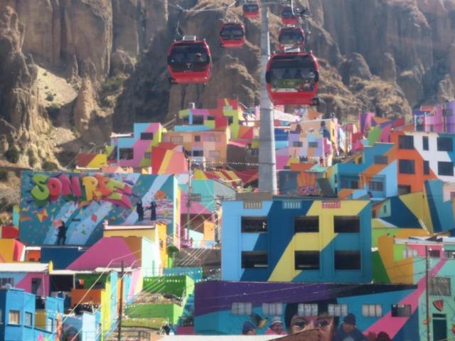 Bienvenido a Bolivia